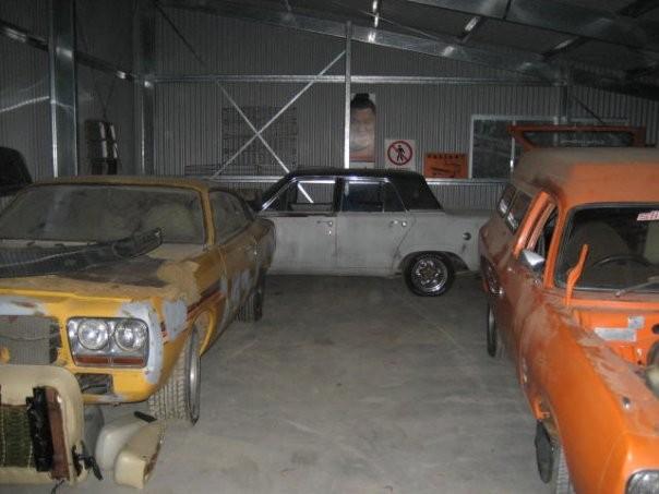 1978 Chrysler Drifter Charger