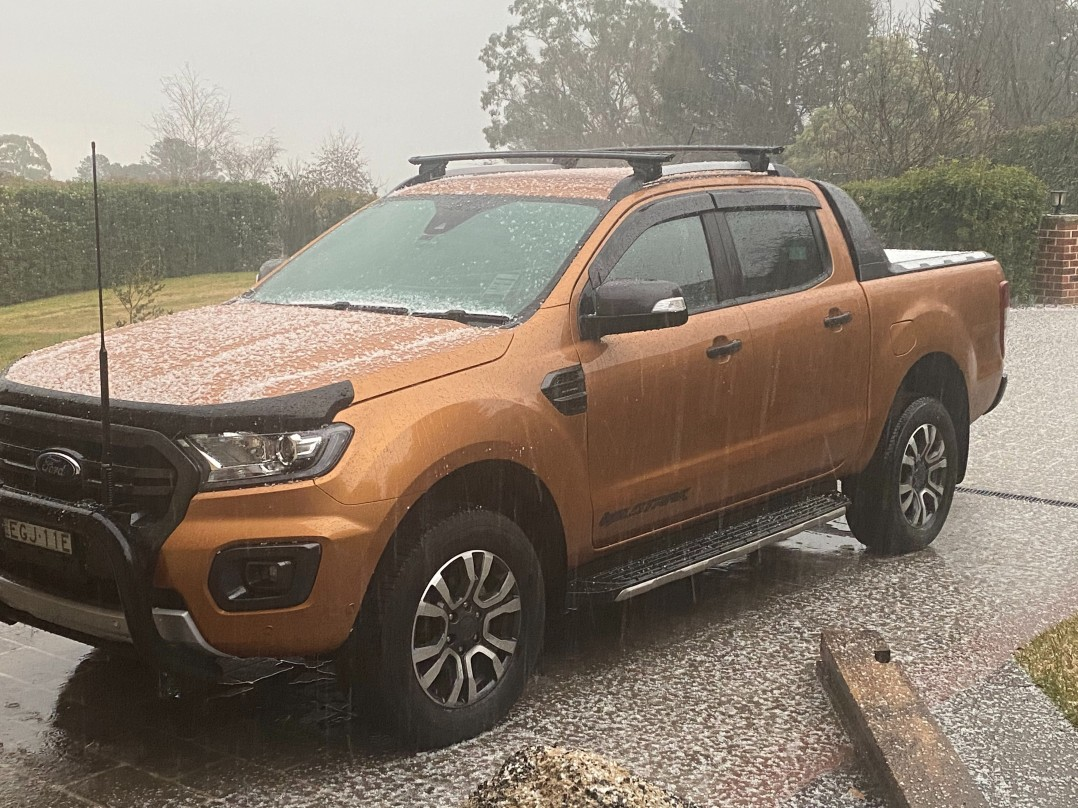 2019 Ford RANGER WILDTRACK (4x4)