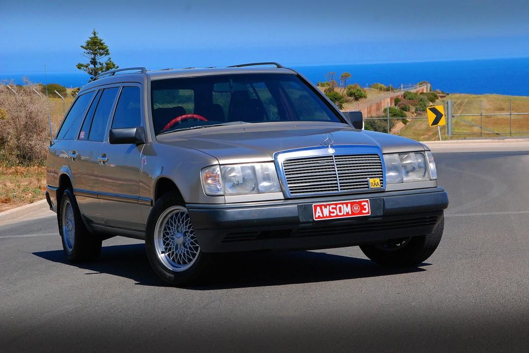 1987 Mercedes-Benz 230TE