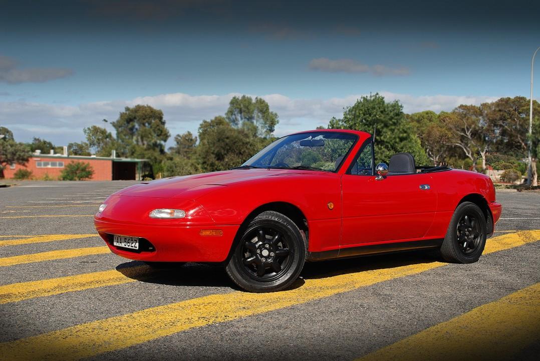 1992 Mazda MX5