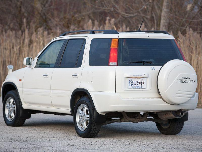 2000 Honda CRV sport