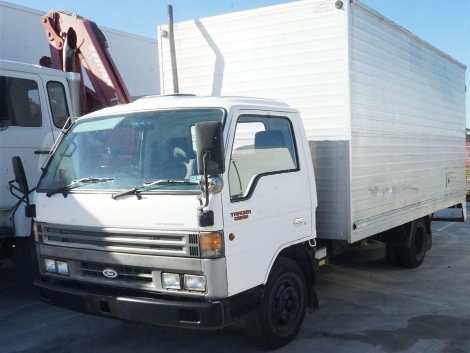 1987 Ford Trader 0509