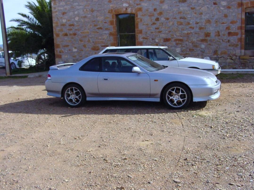 1999 Honda Prelude VTI