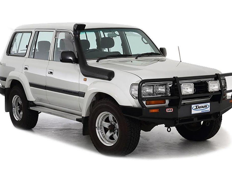 1994 Toyota Landcruiser 80