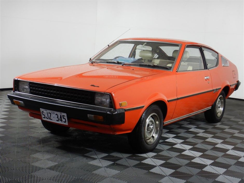 1979 Mitsubishi Lancer