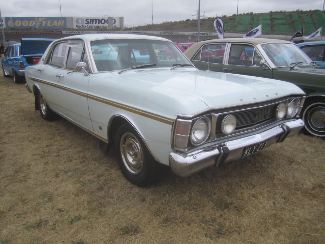 1969 Ford XW Fairmont