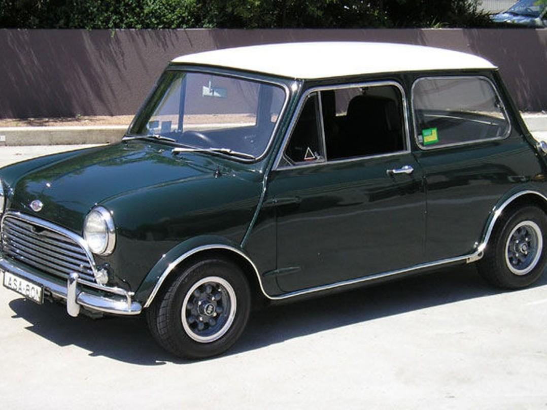 1964 Morris Cooper Cooper S