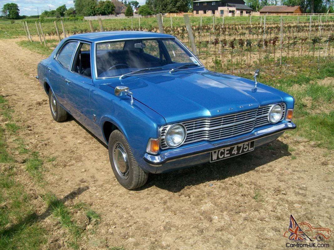 1972 Ford TC Cortina
