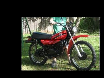 1983 Yamaha MX100