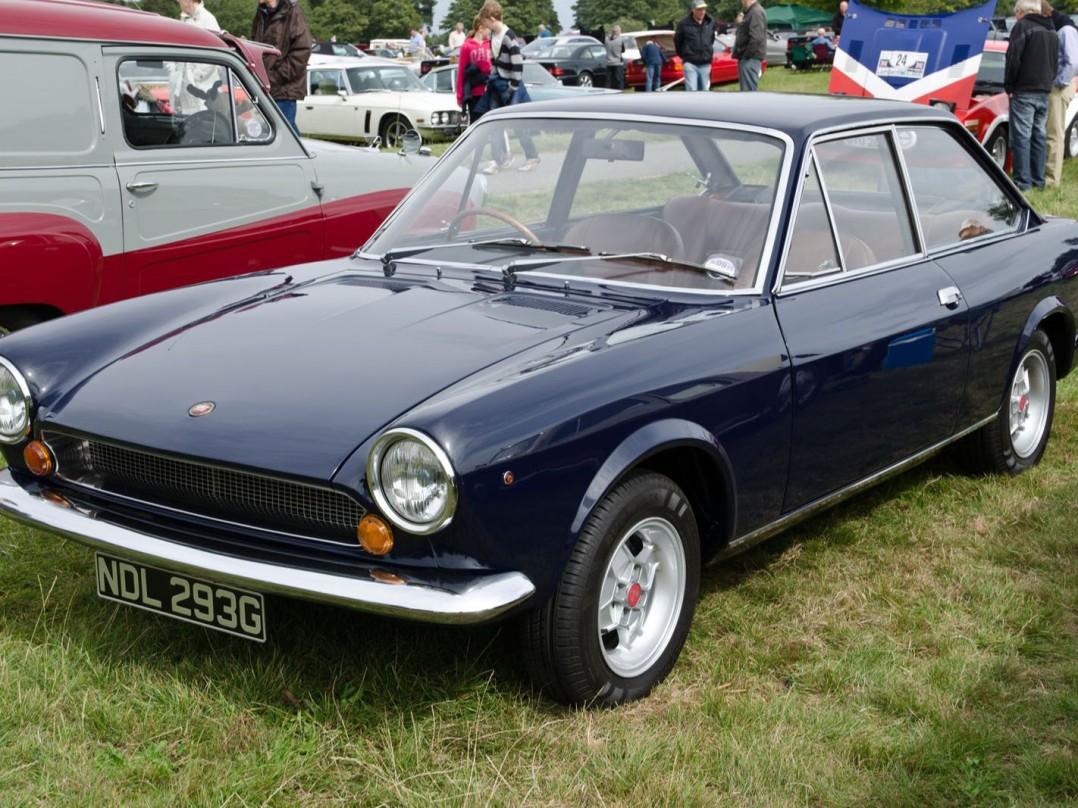 1969 Fiat 124 SPORT