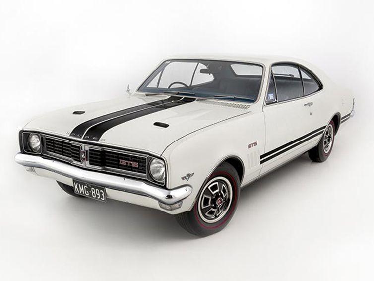 1969 Holden HT350 Monaro