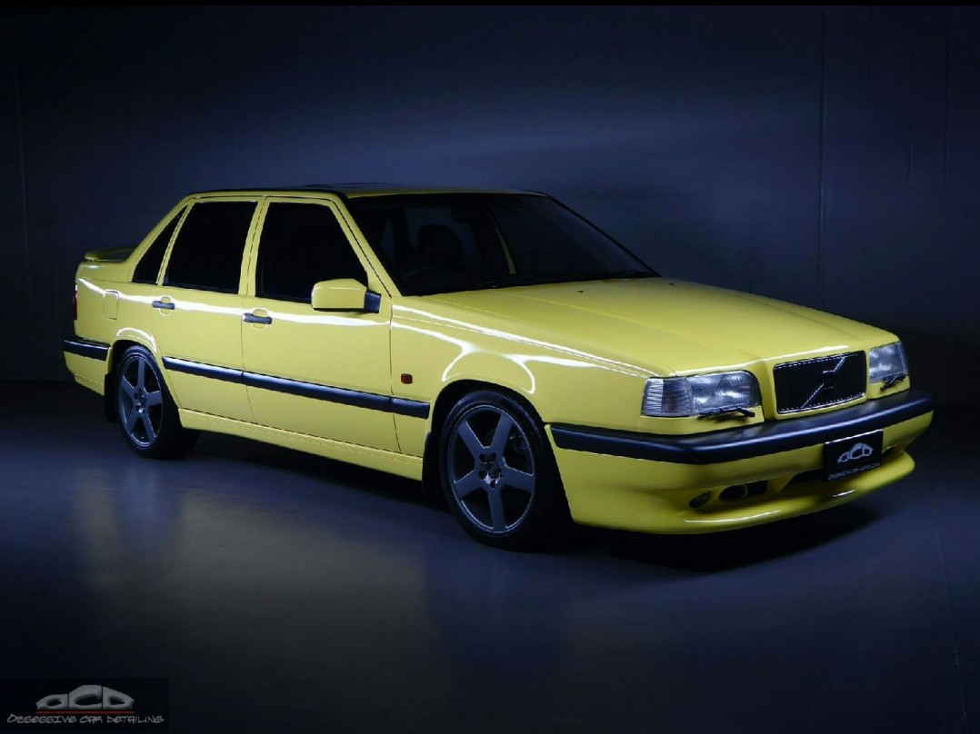 1995 Volvo 850 T-5R