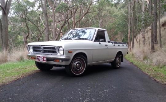 1984 Datsun 1200