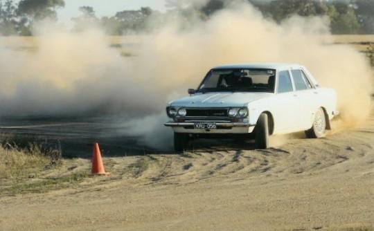 1971 Datsun 1600
