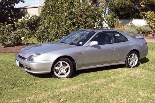 2001 Honda PRELUDE VTi-R ATTS