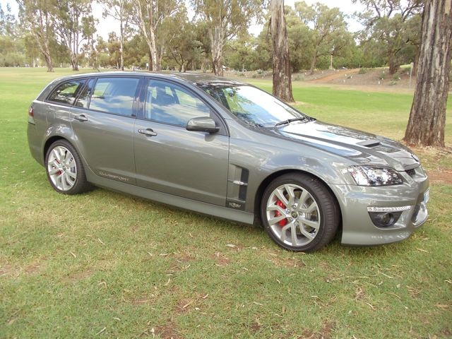 2012 Holden Special Vehicles Clubsport R8 Tourer