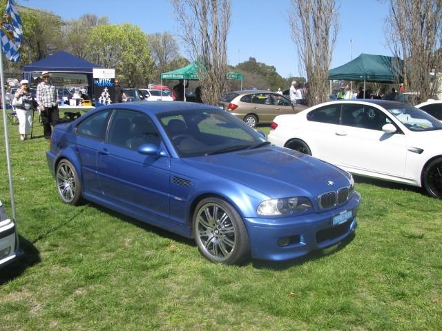 2005 BMW M3 E46