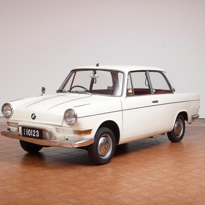 1964 BMW 700 LS Luxus