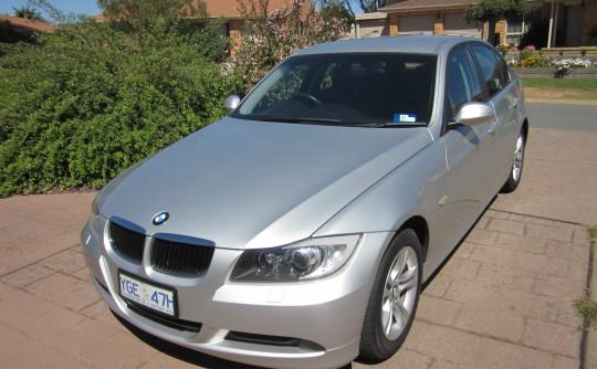 2008 BMW 320D EXECUTIVE