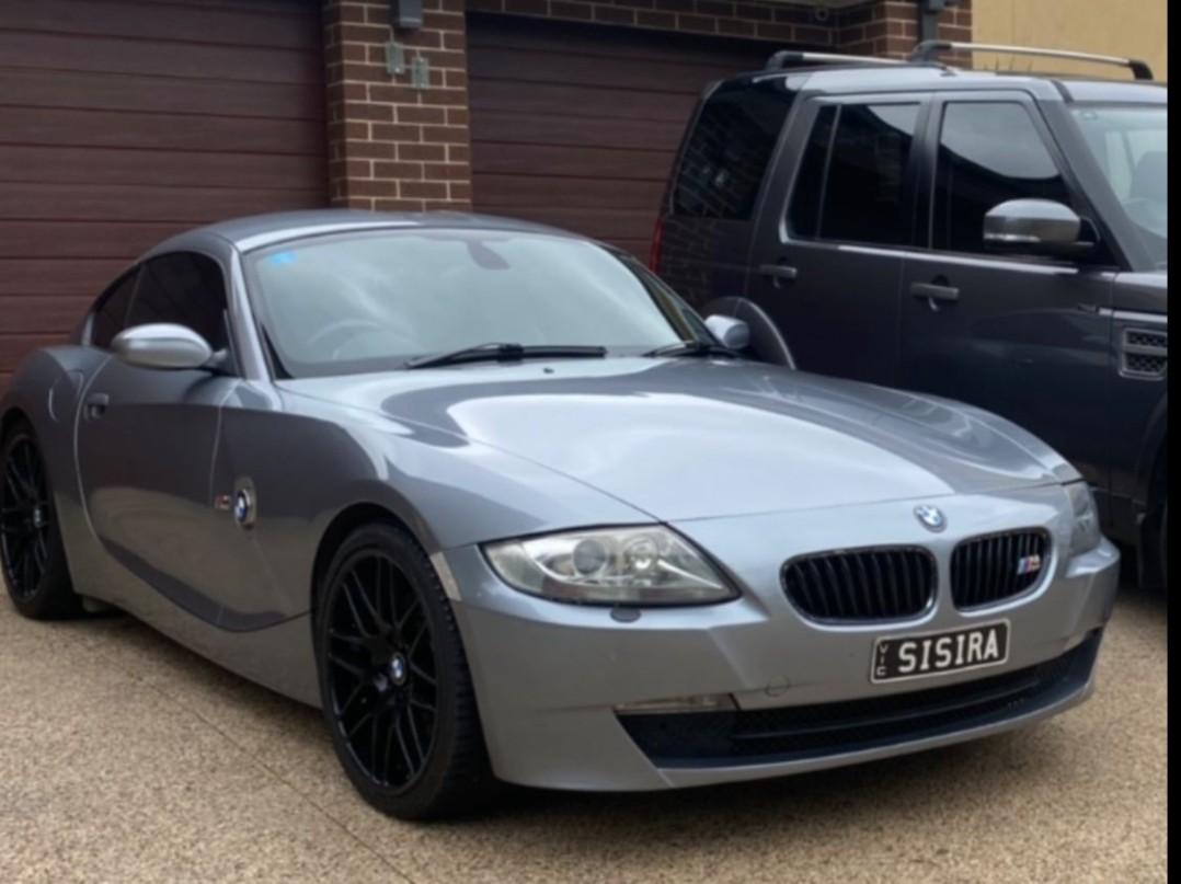 2006 BMW Z4 3.0si EDITION SPORT