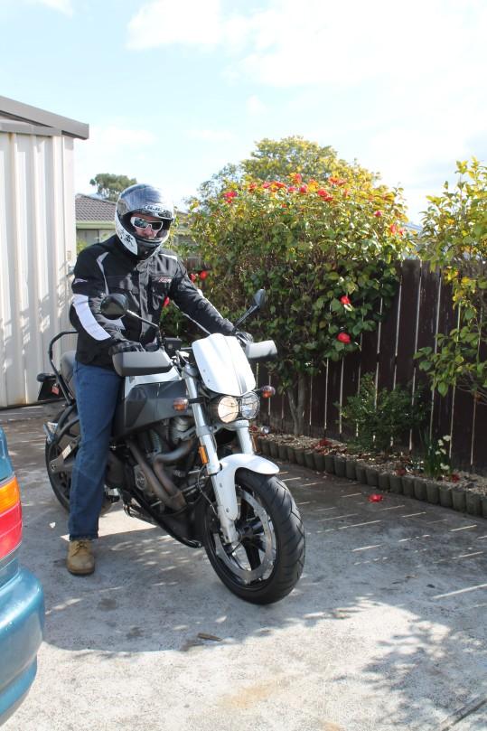 2007 Buell XB12 Lightning