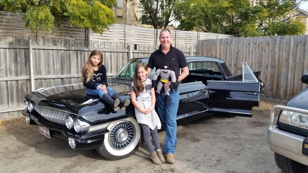 1961 Cadillac Fleetwood  60 Special