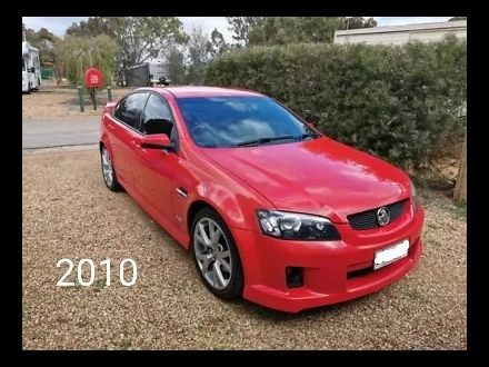 2010 Holden COMMODORE