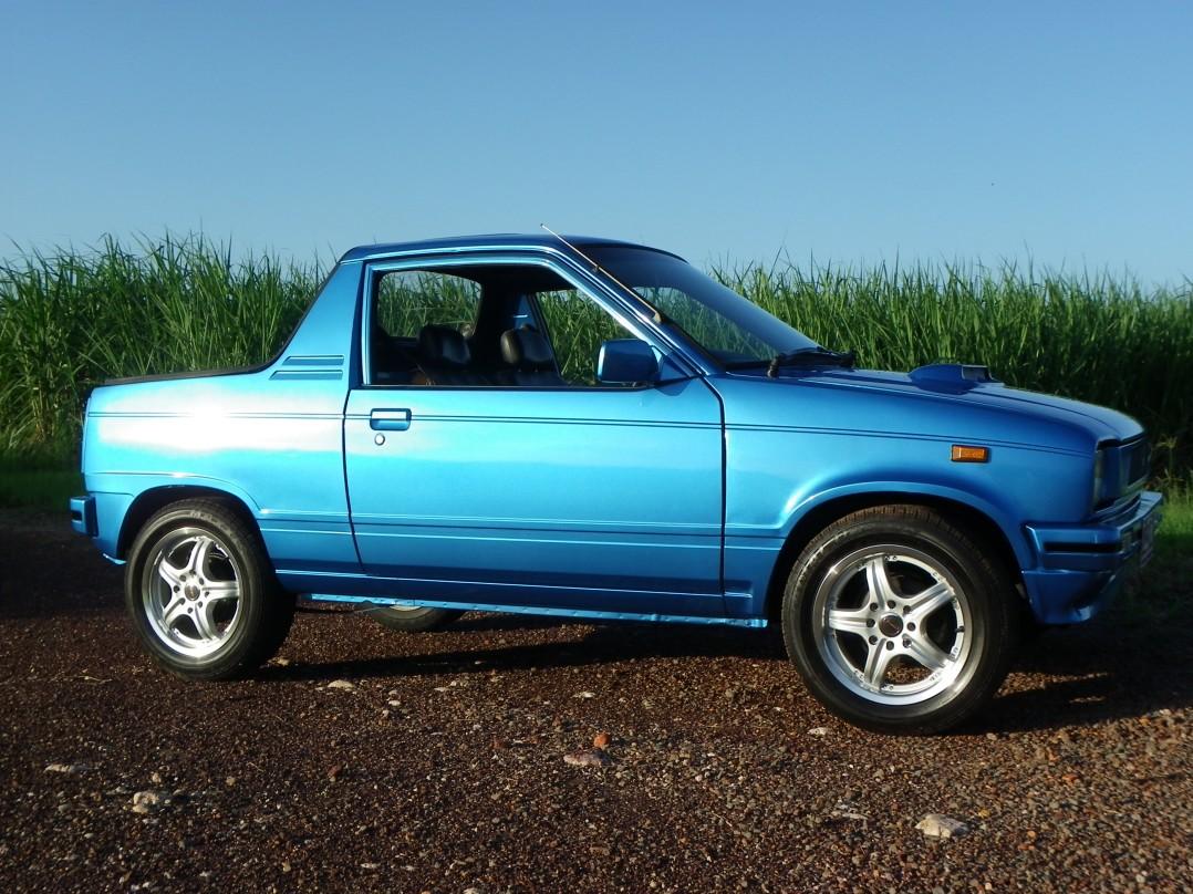 1986 Suzuki MIGHTY BOY 300KG