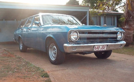 1967 Ford XR Falcon 500