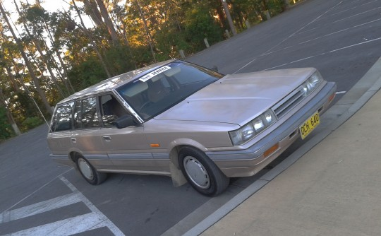 1986 Nissan Skyline R31