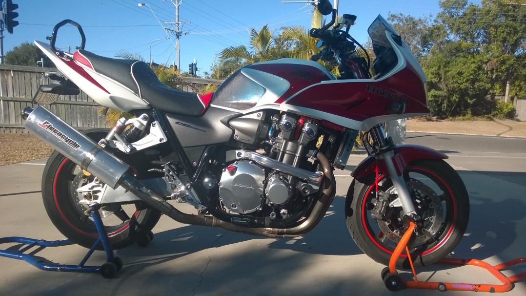 2008 Honda cb1300s