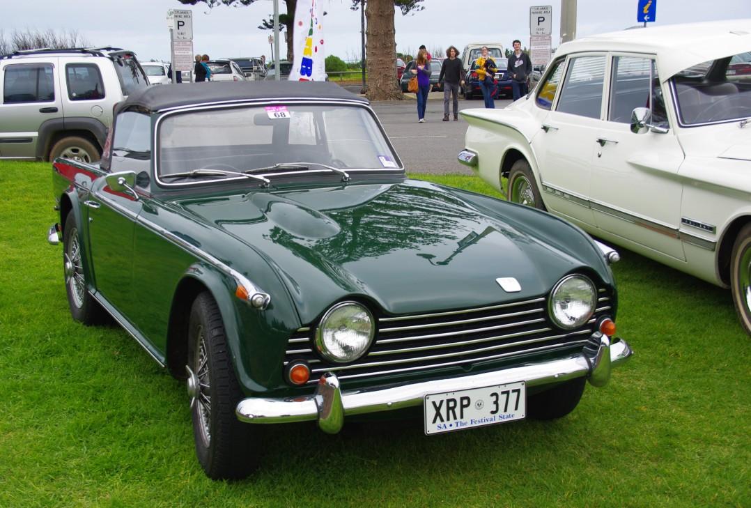 1968 Triumph TR-5