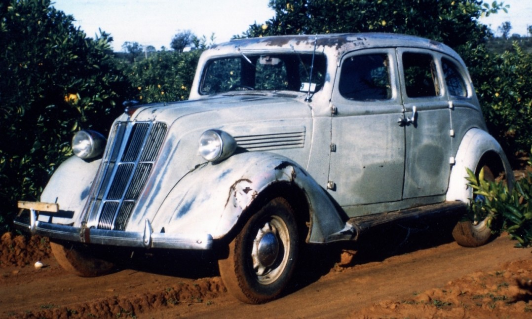 1936 Nash 3548 Series '400'