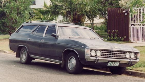 1972 Ford XA Falcon