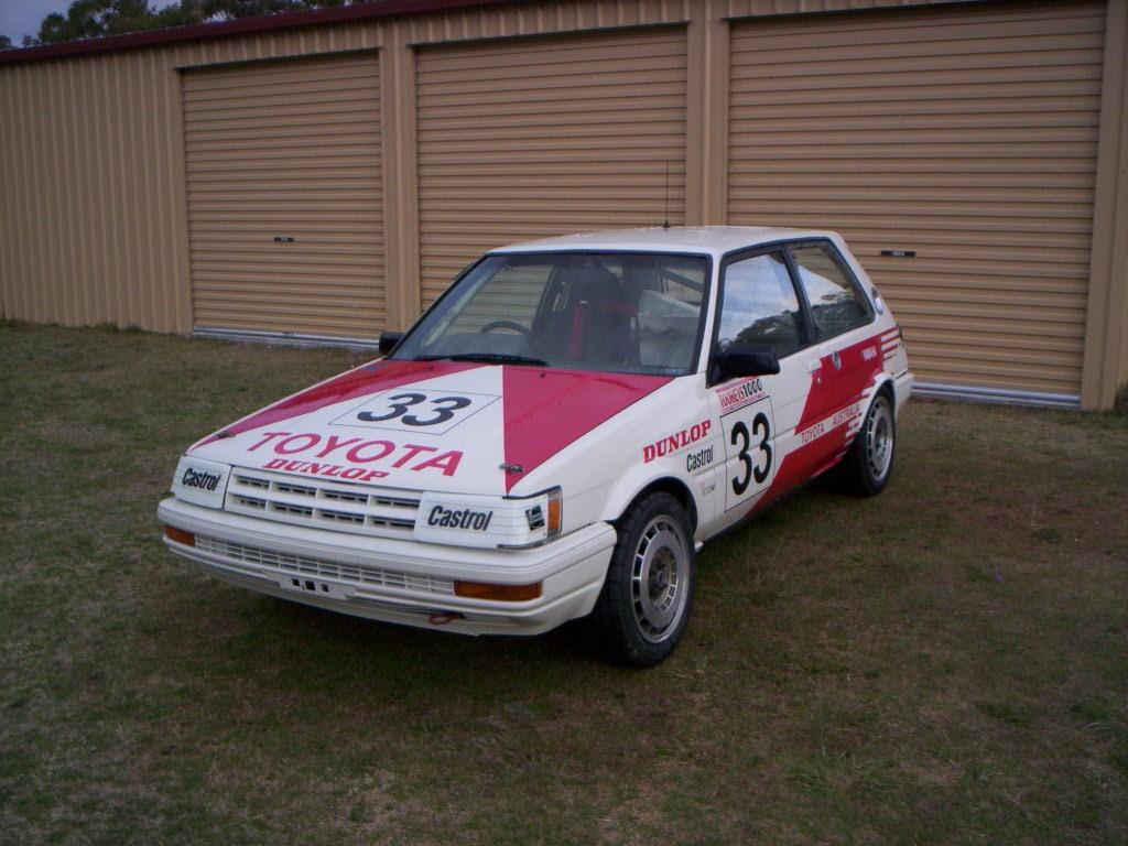 1986 Toyota COROLLA