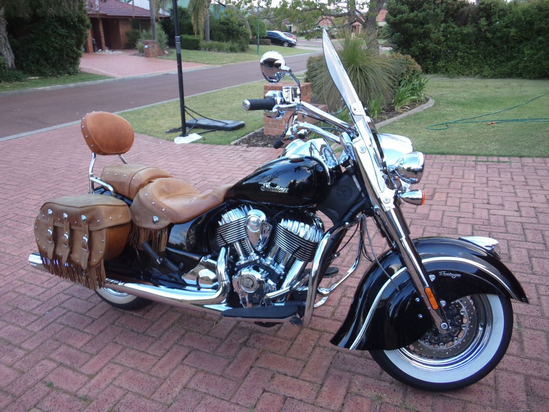 2017 Indian Chief Vintage - Strongbowice - Shannons Club-9918