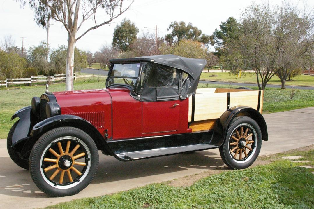 1924 Dodge Four
