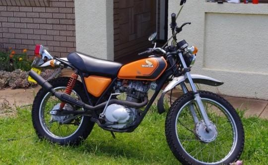 1972 Honda XL 175