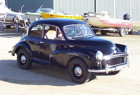 1955 Morris Minor Series MM
