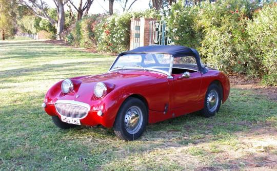 1961 Austin Healey Sprite (Bugeye)