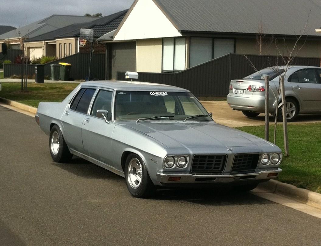 1971 Holden STATESMAN