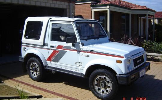 1990 Suzuki JX SIERRA (4x4)