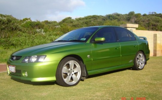 2004 Holden VY COMMODORE SS
