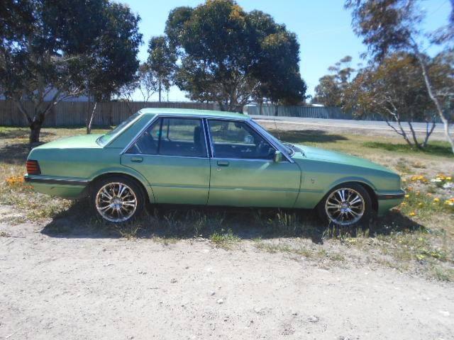 1987 Ford FAIRMONT GHIA