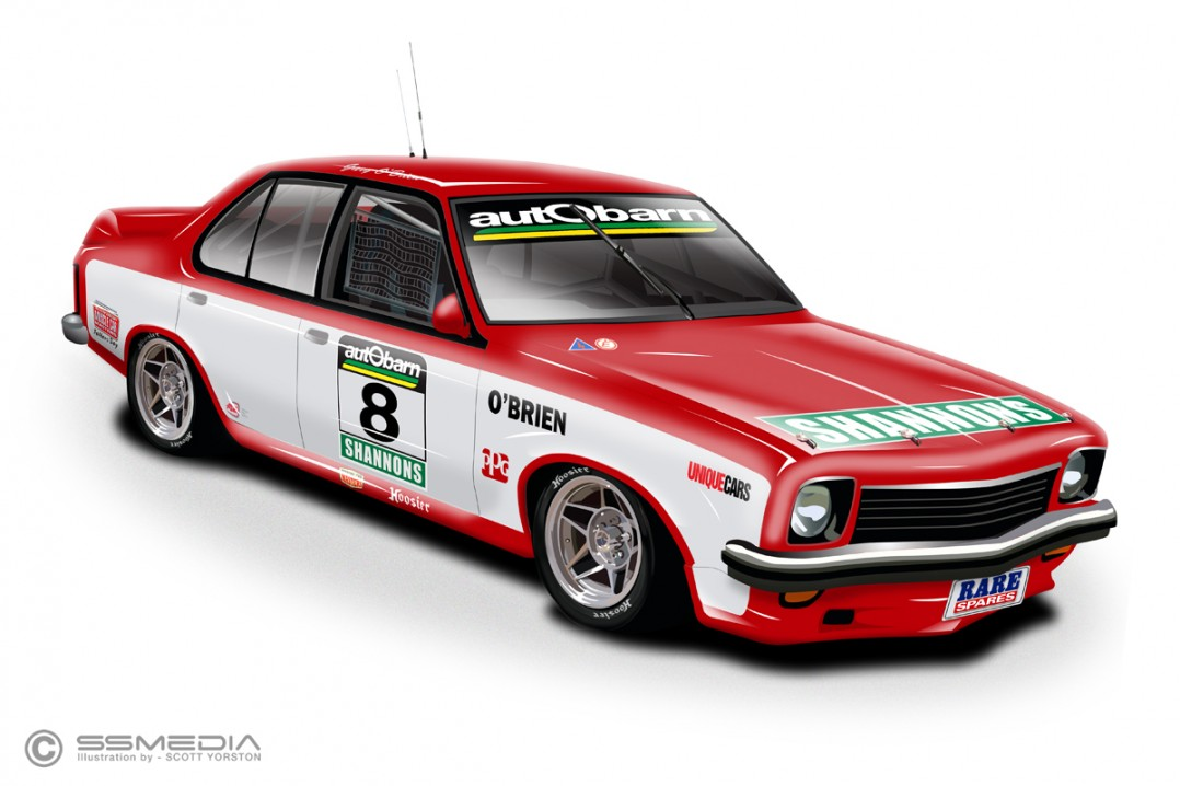 1974 Holden Torana SL/R 5000