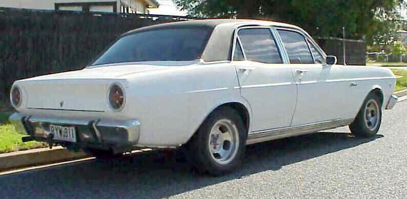 1967 Ford XR Fairmont