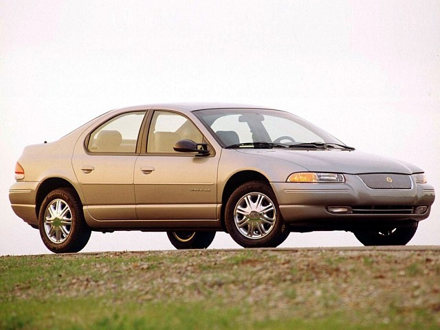 1999 Chrysler Stratus