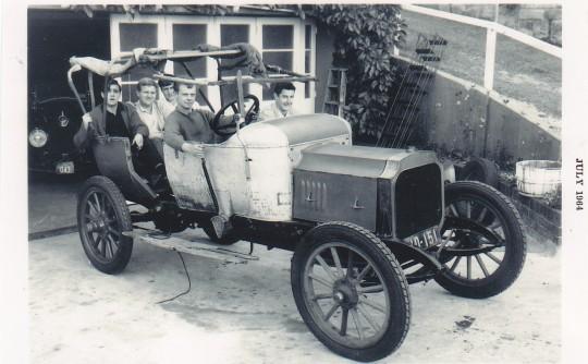 1911 Vauxhall A Type