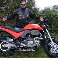 2000 Buell M2 Cyclone - Horss - Shannons Club