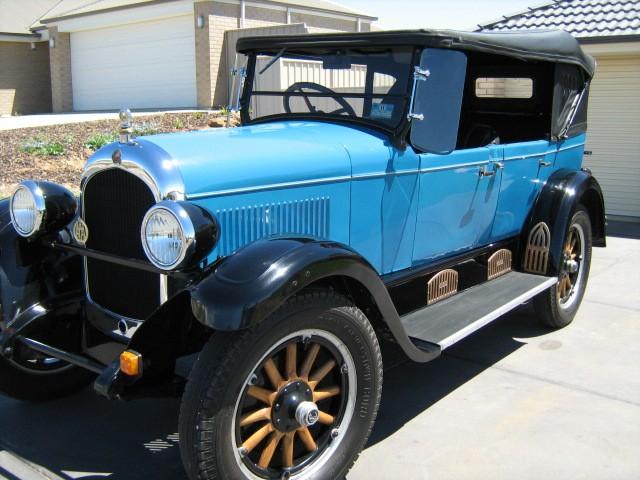 1927 Chrysler H60